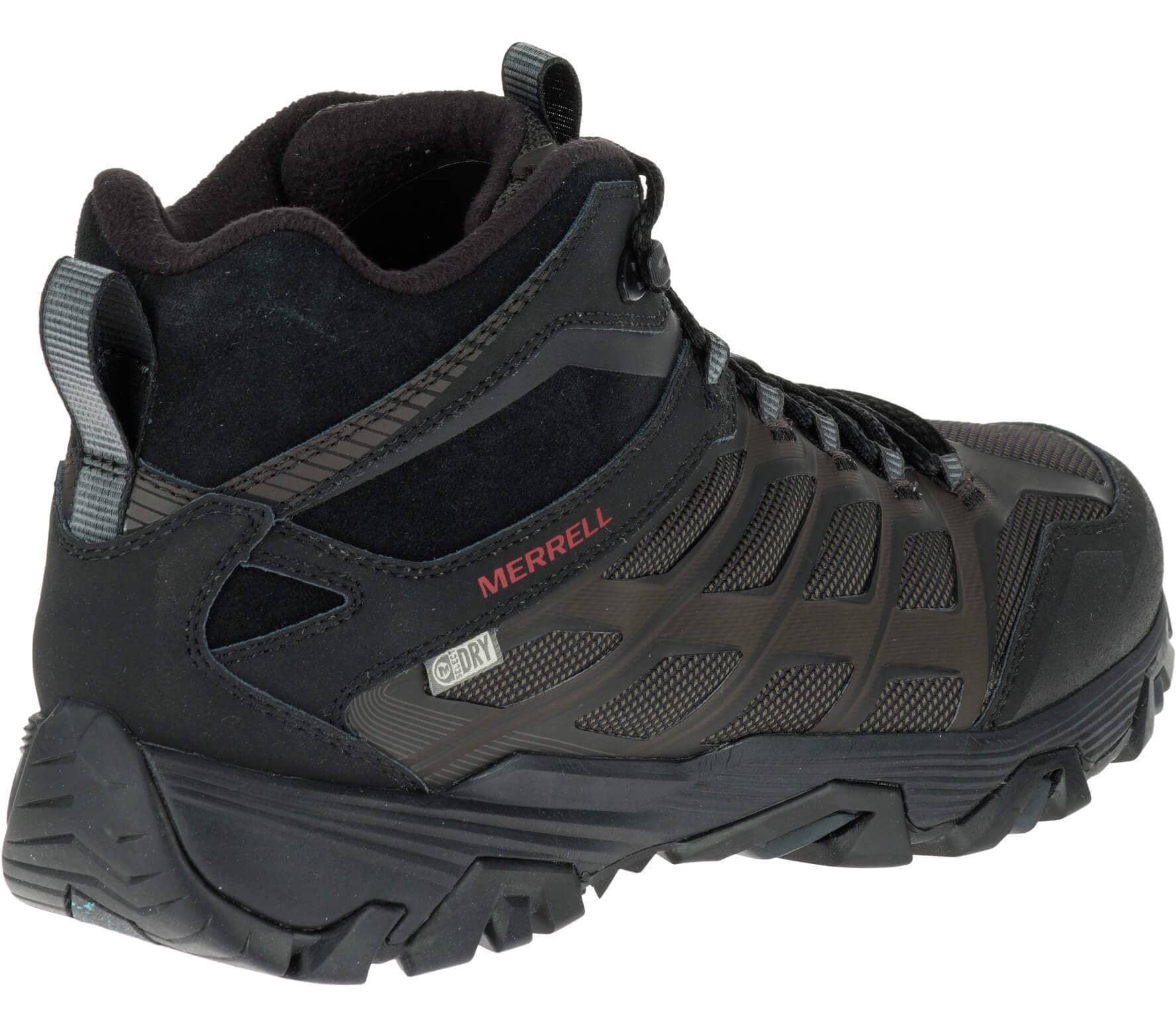 Merrell - Moab FST Ice Thermo men s winter shoes (black grey) - buy ... c5f184ccf8