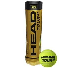 HEAD 4B Tour XT - 12DZ Tennisbälle