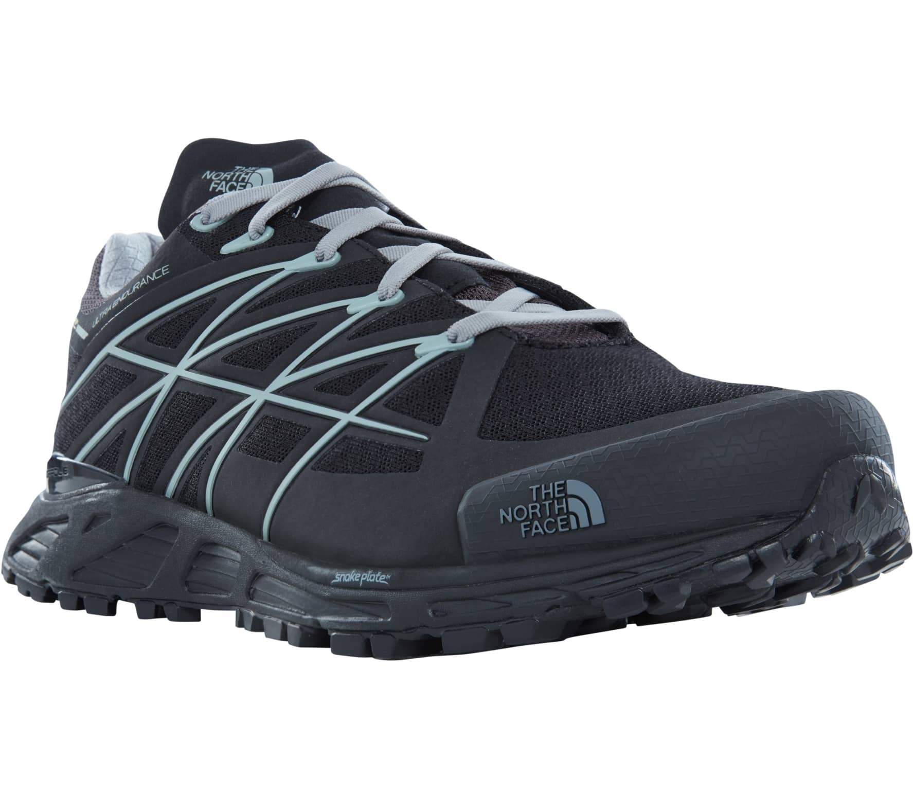 The North Face - Ultra Endurance GTX men s mountain running shoes (black) 560941ce4