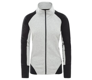 The North Face Train N Logo Full Zip Women Training Jacket