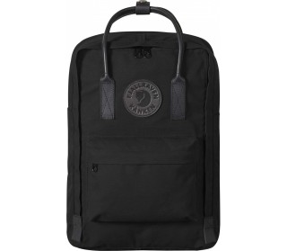 Fjällräven Kånken No. 2 Laptop 15 Black Zaino