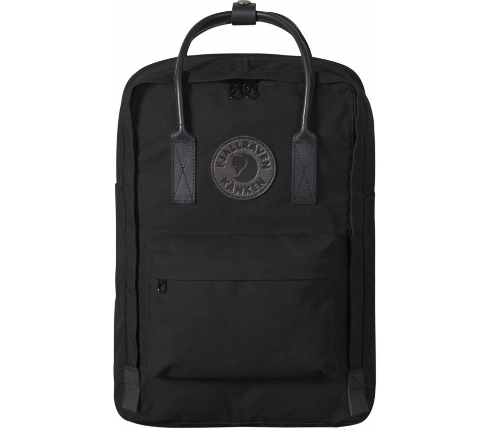 Fjällräven Kånken No. 2 Laptop 15 Black Unisex