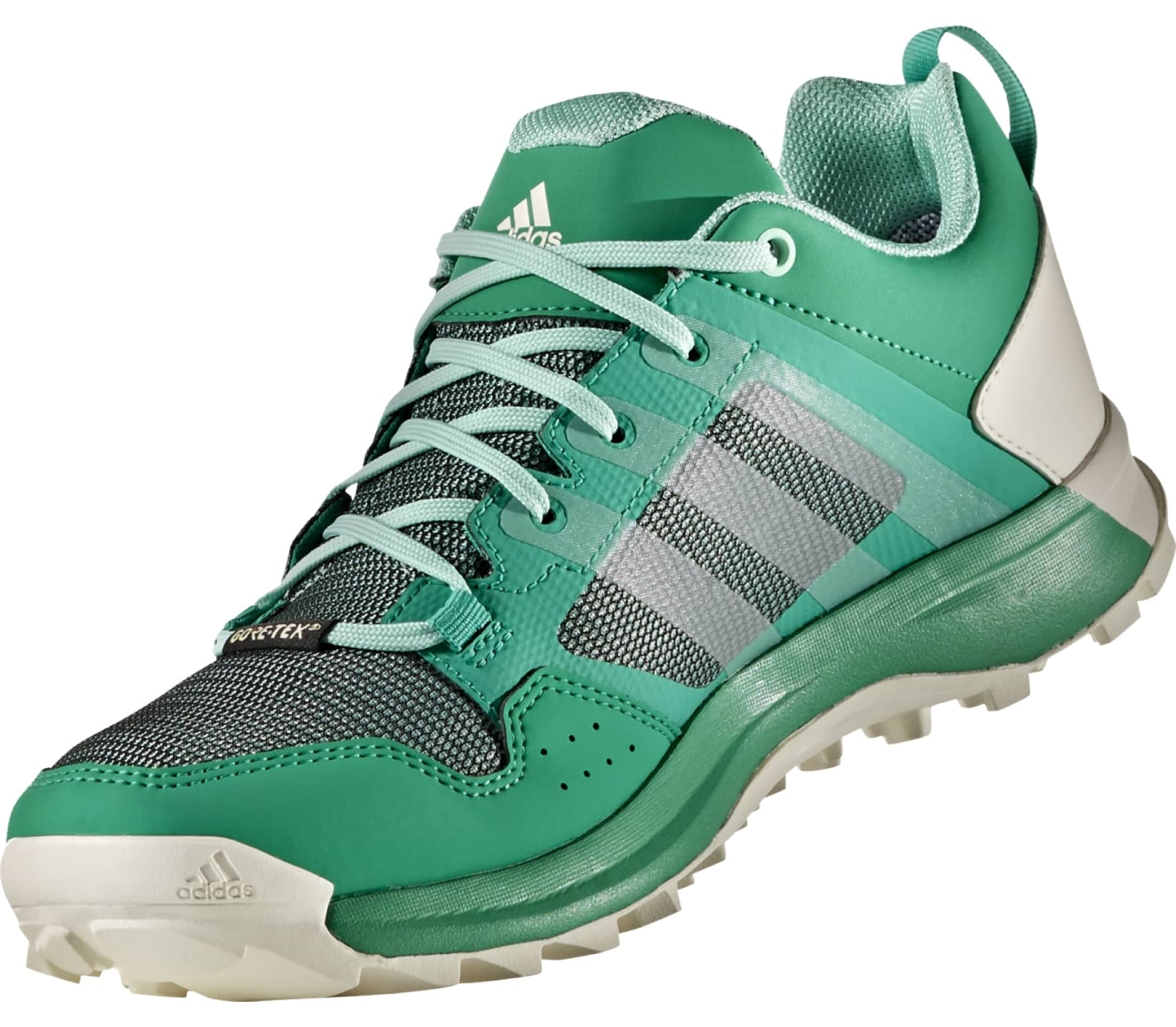 buy popular 4ac23 13239 Adidas - Kanadia 7 TR GTX womens trail running shoes (greengrey)
