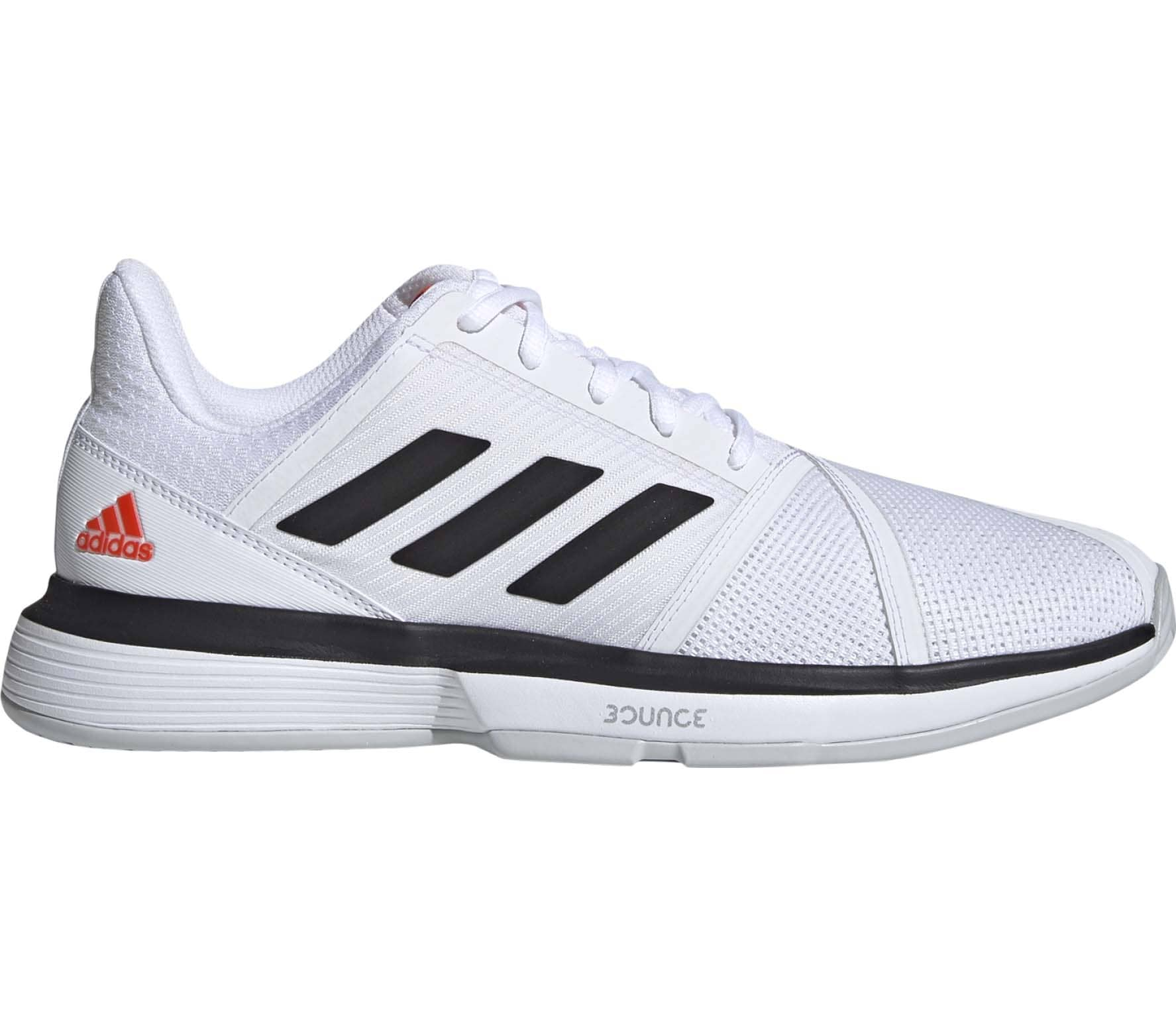 adidas Court Jam Bounce Men Tennis Shoes white