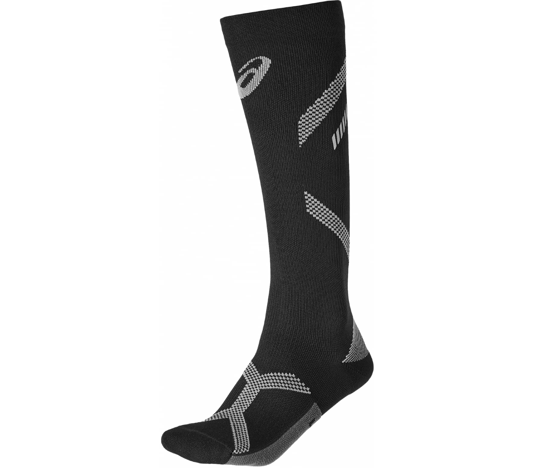 ASICS - LB COMPRESSION SOCK Unisex Socken (schw...
