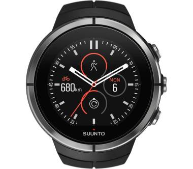 Suunto - Spartan Ultra HR outdoor watch (black)