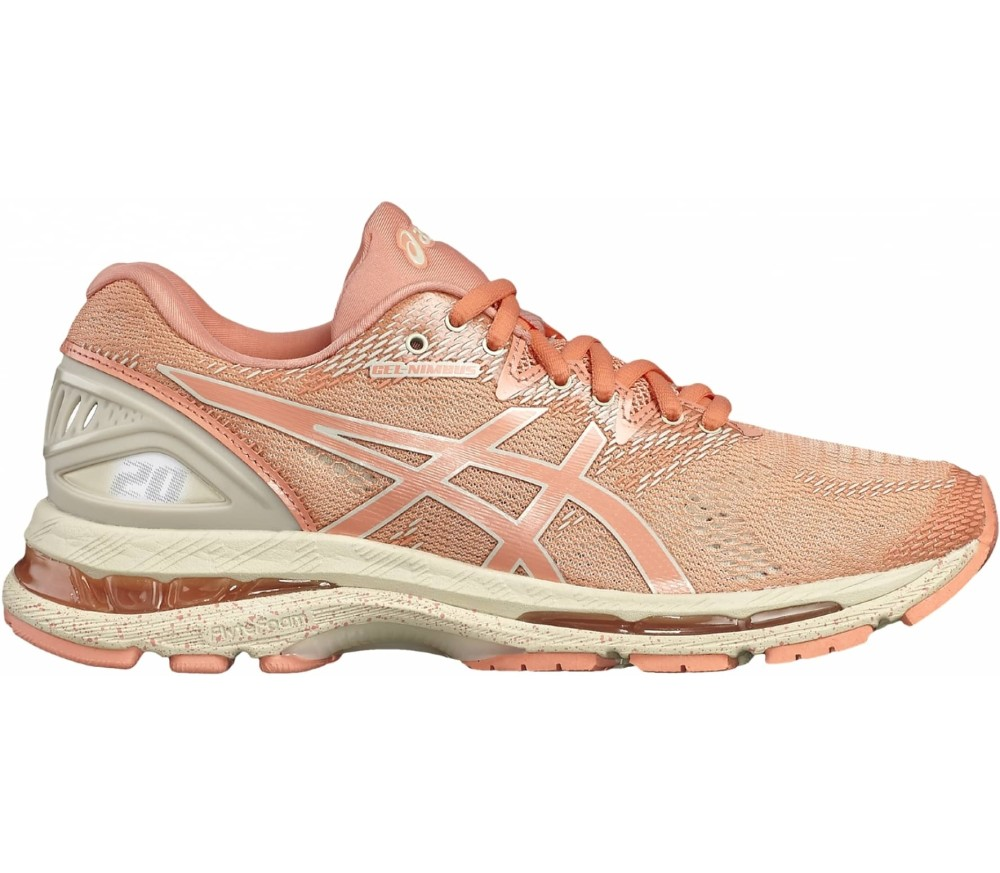 ASICS - Gel-Nimbus 20 SP women's running shoes (coral)