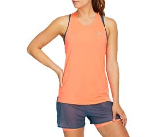 ASICS Race Sleeveless Mujer Camiseta de running