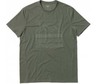 Houdini Big Up Message Men Functional Top