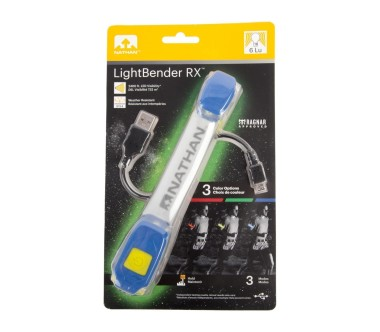 Nathan Light Bender RX LED-Armlicht Unisex giallo