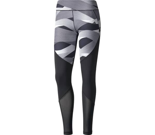 ADIDAS Ultimate Cut and Sew Printed Damen Tights - 1