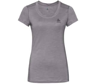 ODLO Bl Crew Neck Merino 130 Dames Functionele Top