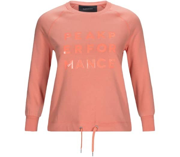 PEAK PERFORMANCE Ground Crew Damen Sweatshirt - 1