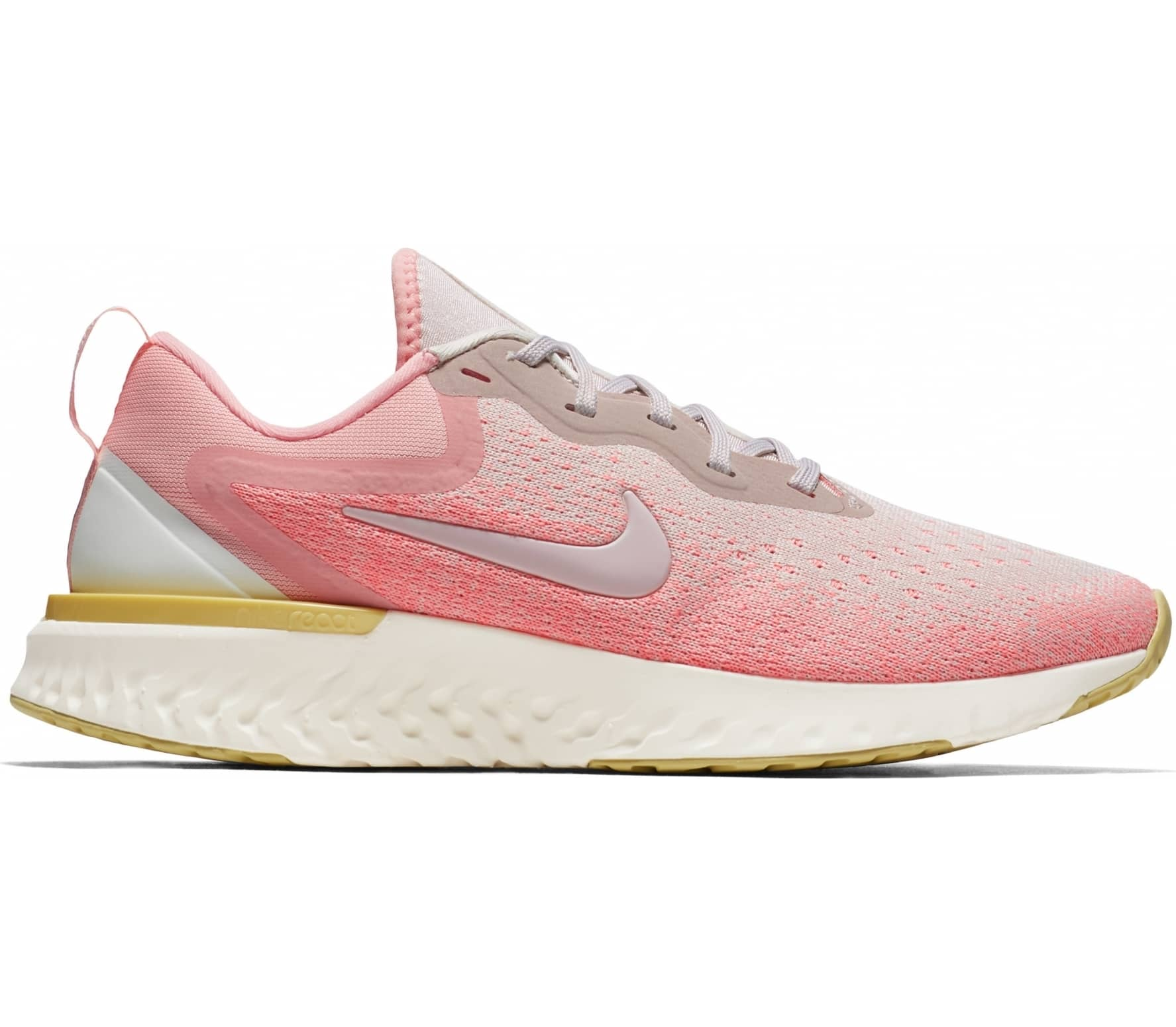 new product 9572c 4d5af Nike - Odyssey React women's running shoes (pink)