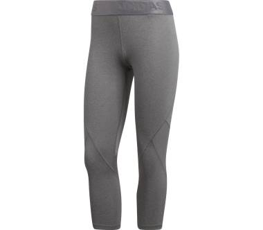 Adidas - Ask SPR TIG 34H Damen Trainingstight (grau)