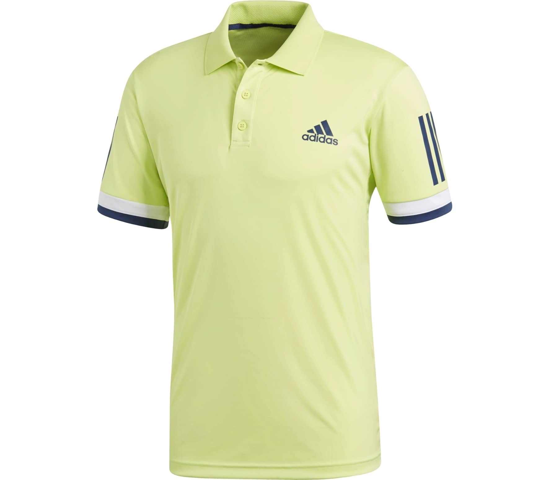 polo adidas club 3 stripes