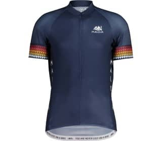 TornM. 1/2 Men Cycling Jersey
