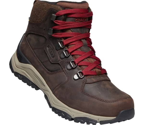 KEEN Innate Leather WP Women Hiking Boots - 1