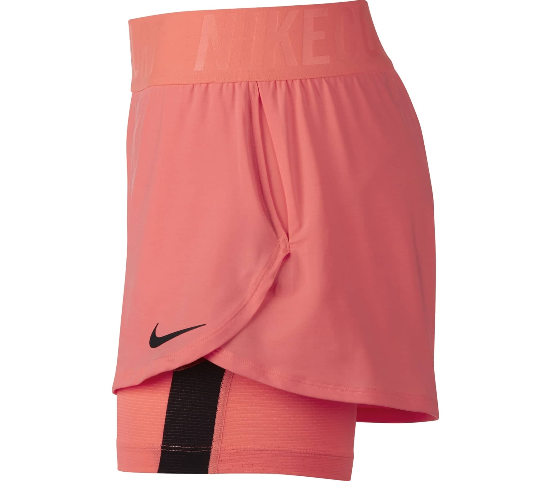 Nike - Court Dry Ace women s tennis shorts (pink) - buy it at the ... 7aff646f5e