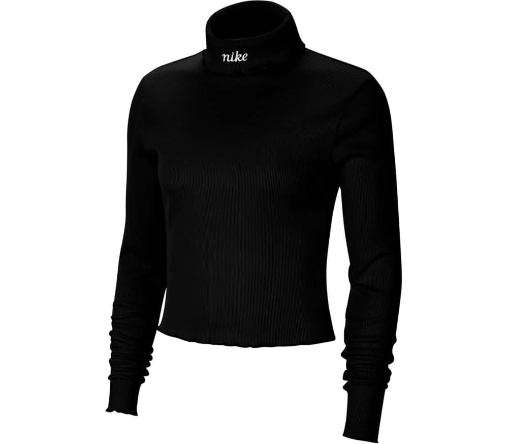 BLACK Women Long Sleeve