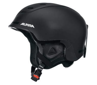 Alpina - Spine Unisex skis helmet (black)