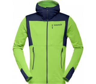 Falketind Warm1 Stretch Heren Fleece Jas