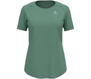 ODLO Crew Neck Millennium Element Women Running Top