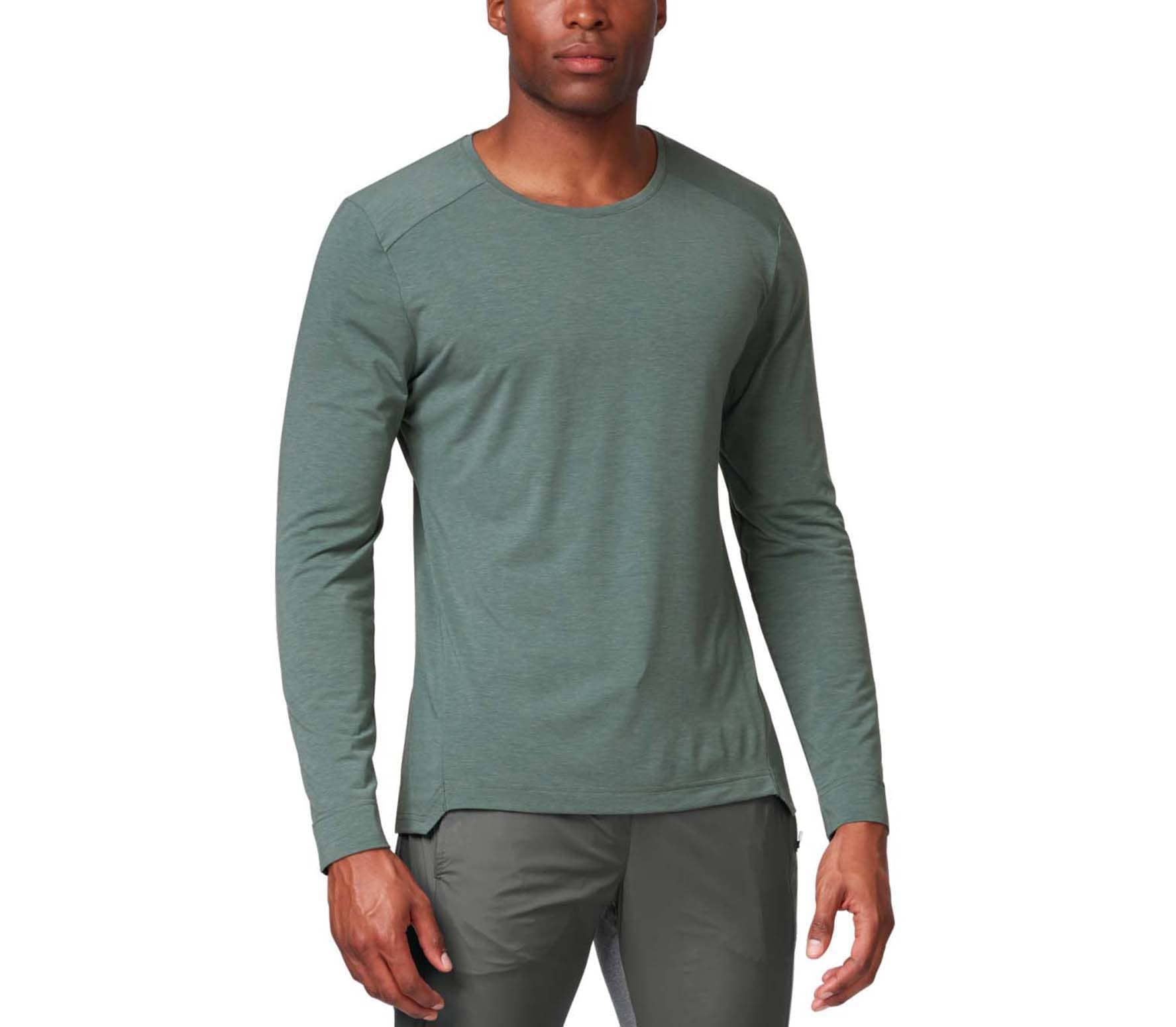 Comfort Long Men Running Top