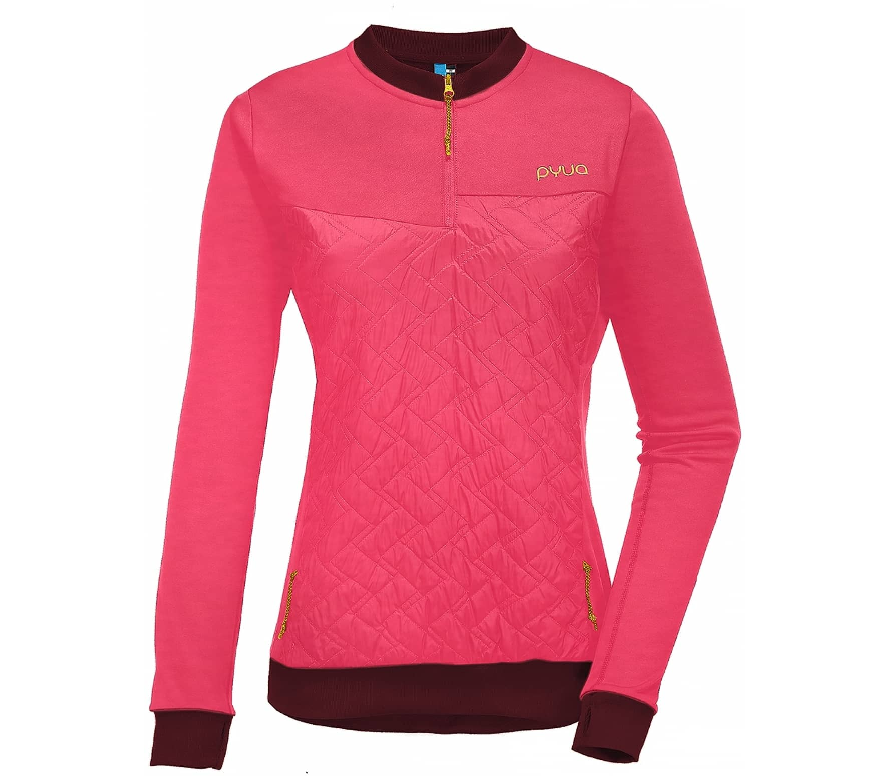DuskHybrid Fleece Pullover Damen