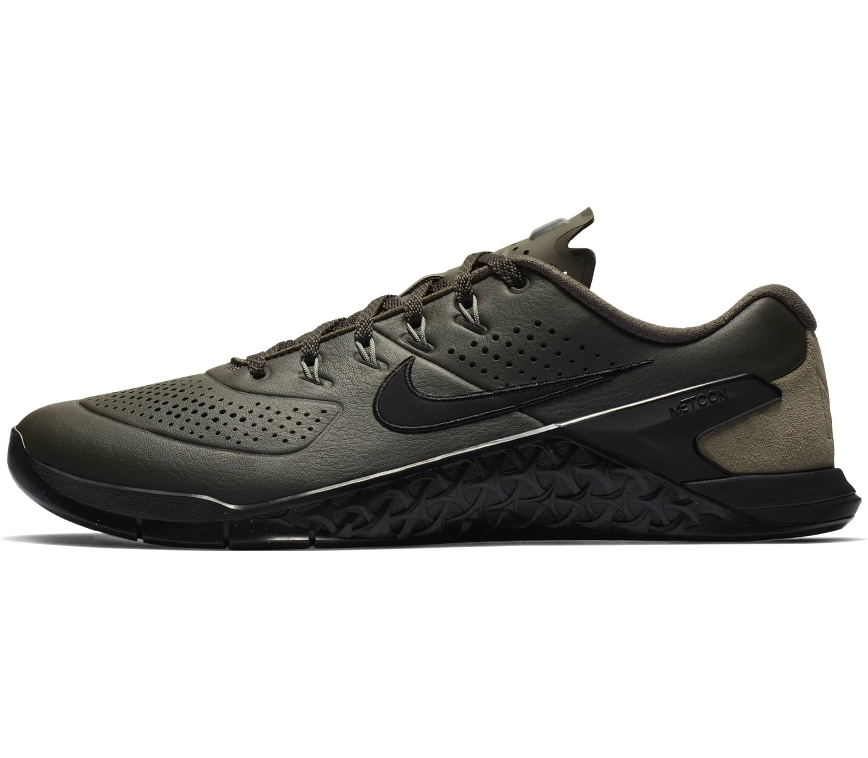 innovative design d0bec 8cd7a Nike - Metcon 4 AMP Leather men's training shoes (black) - buy it at ...