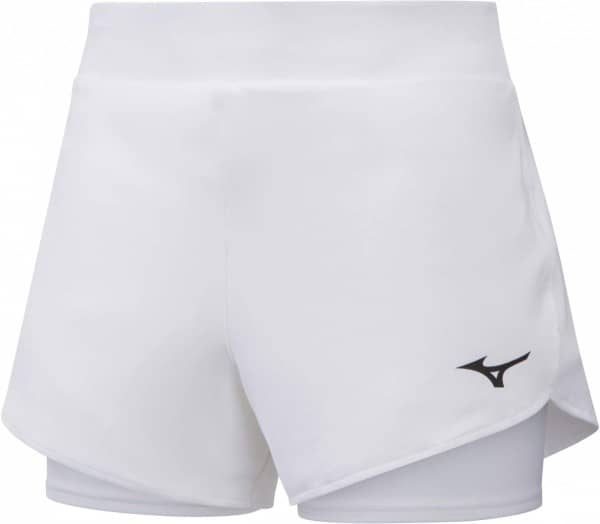 MIZUNO Flex Women Tennis Shorts - 1
