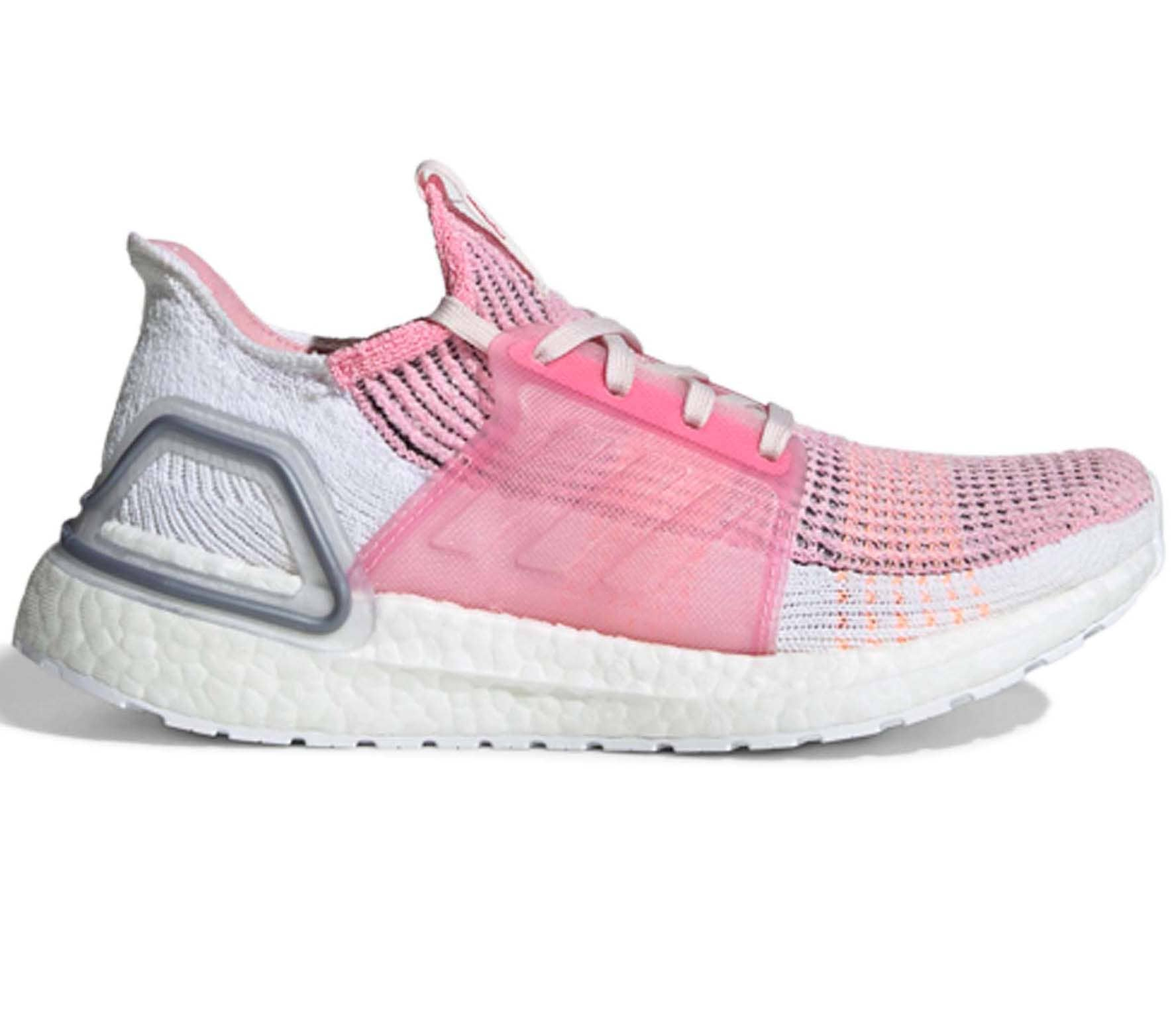 100% authentic 147e6 6d4e6 adidas - Ultraboost 19 womens running shoes (pink)