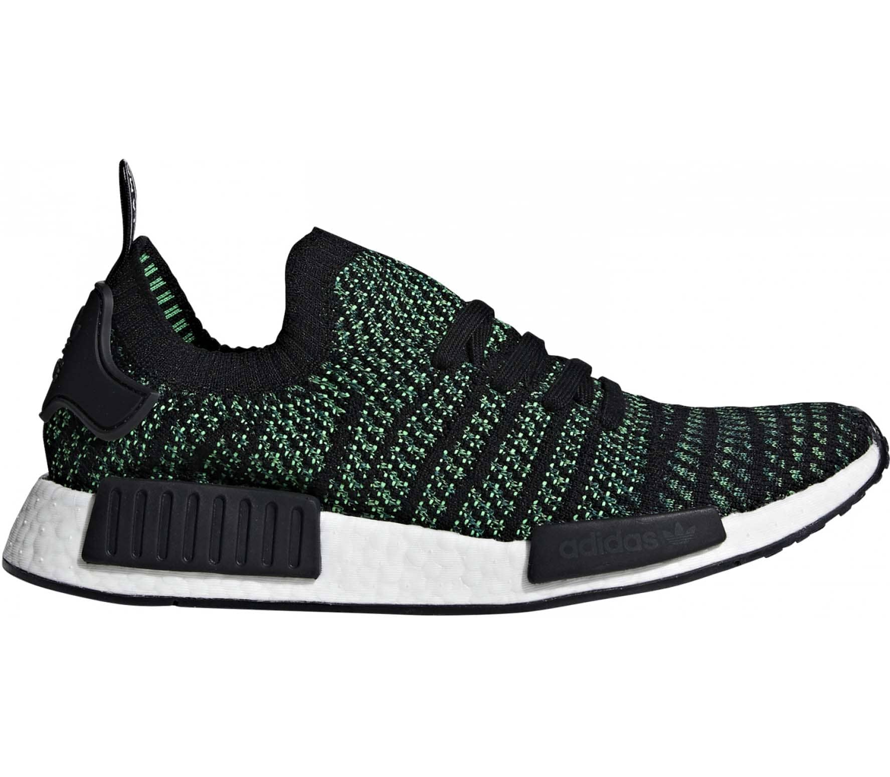Adidas Originals Nmd R1 Stlt Primeknit Men S Trainers Green Online