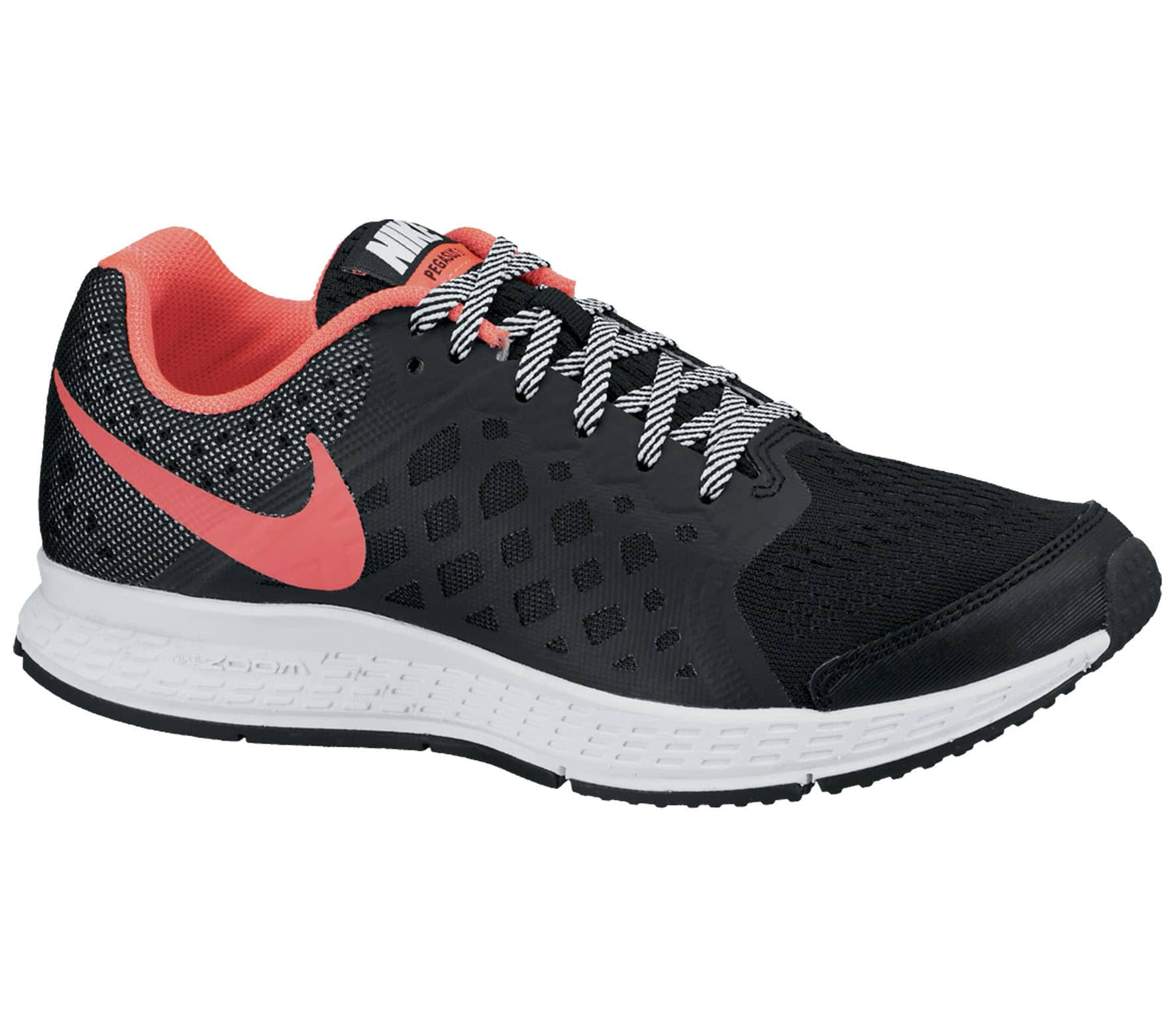 new arrival d6acc 331c3 Nike - Zoom Pegasus 31 Children running shoes (black red)