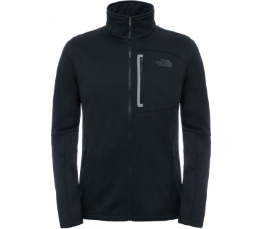 The North Face Canyonlands Full Zip Herren schwarz