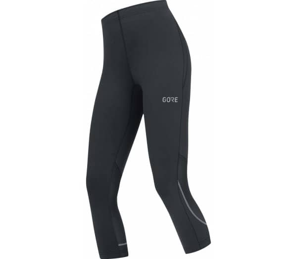 GORE® WEAR R3 D 3/4 Damen Lauftights - 1