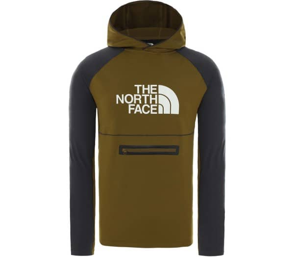 THE NORTH FACE Midlayer Pull On Herren Funktionshoodie - 1