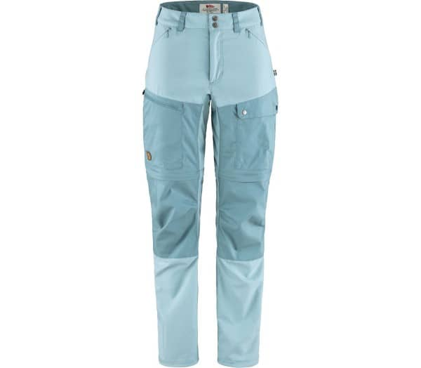 FJÄLLRÄVEN Abisko Midsummer Zip Off Women Zip-off Trekking Trousers - 1