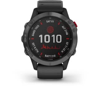 Garmin Fenix 6 Solar Sports Watch